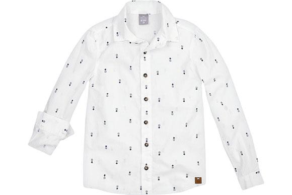 Camisa estampada, HERING KIDS, R$ 99,00 heringkids.com.br