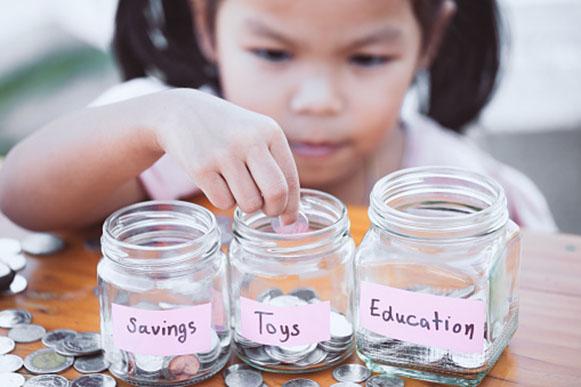 Ensine seu filho a economizar desde sempre (GettyImage)