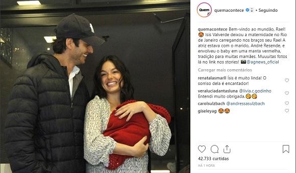 Foto: Reprodução Instagram / @quemacontece
