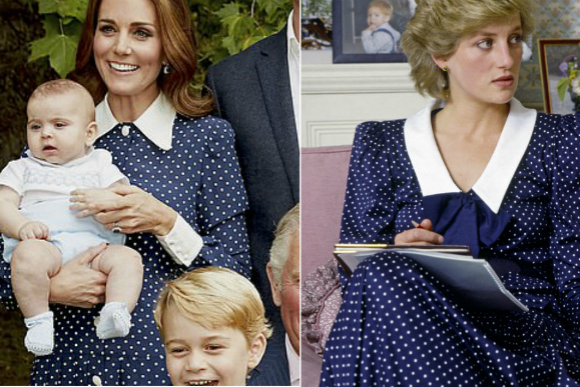 kate-middleton-diana-principe-louis-homenagem