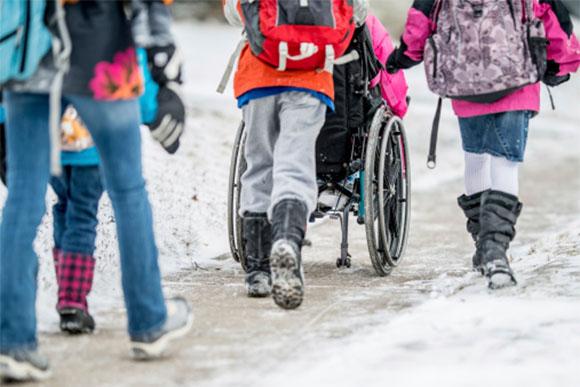 Acessibilidade deveria ser implantada em todos os lugares (Foto: GettyImage)