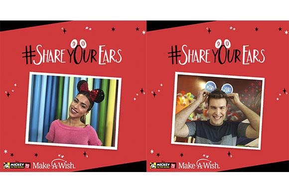 Disney faz parceria com Make-A-Wish para arrecadar dinheiro para realizar o sonho de crianças doentes (Foto: Divulgação)