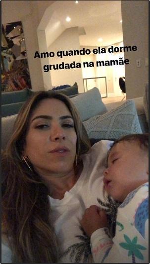 (Foto: Reprodução / Instagram @patriciaabravanel)