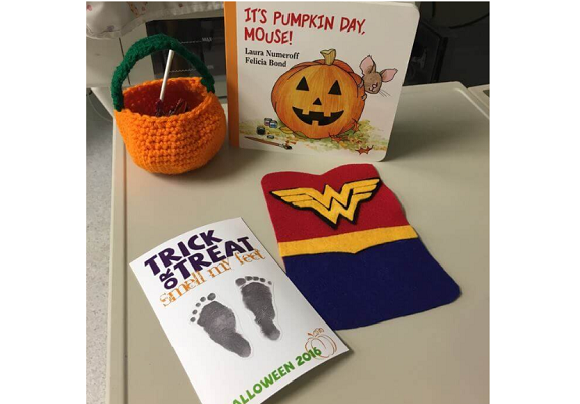 livro halloween