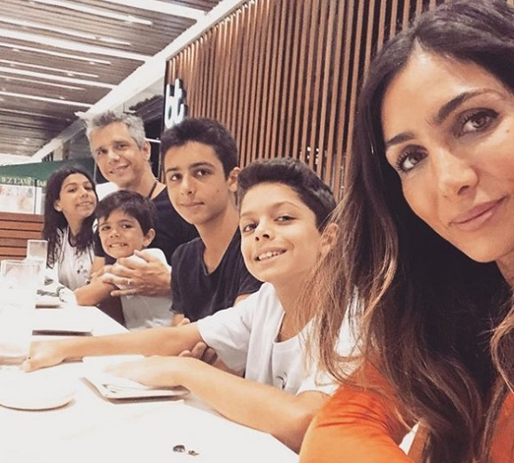(Foto: Repodução Instagram / @oficialmarciogarcia)