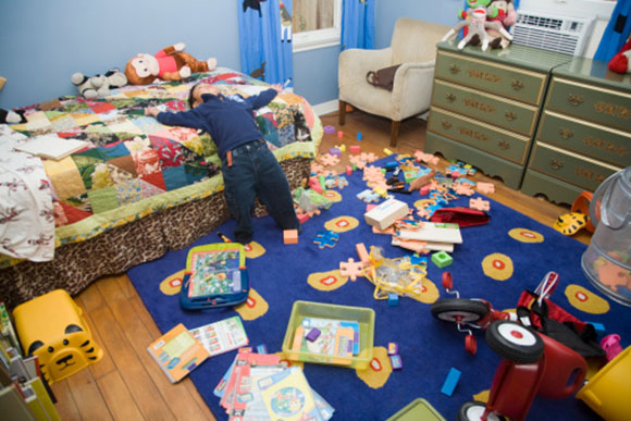 Ela ficou indignada de precisar arrumar o quarto (Foto: GettyImage)