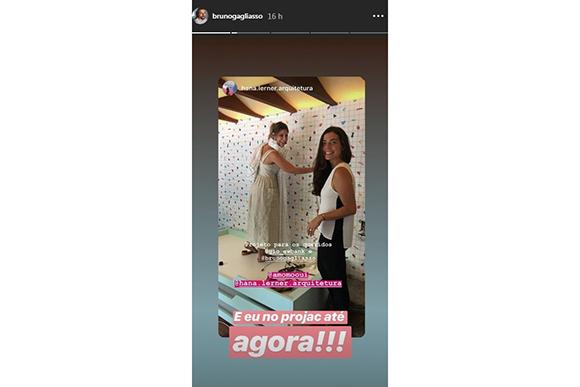 (Foto: Reprodução Instagram / @brunogagliasso)