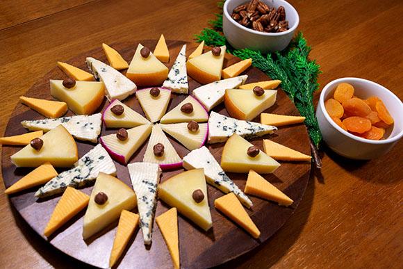 Tábua de queijos Tirolez (Foto: Divulgação)