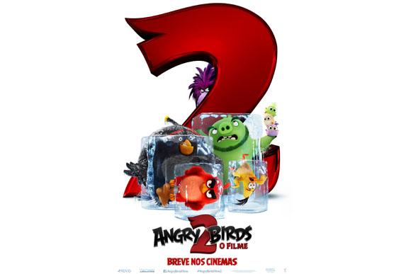 Angry Birds 2 Divulga Primeiro Trailer Do Filme E Ja Queremos Voar