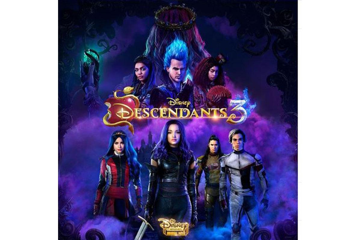 Disney Divulga Trailer Oficial De Descendentes 3 E Ja Tem Ate Data