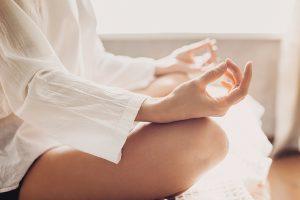 Torne a meditação um hábito dentro de casa