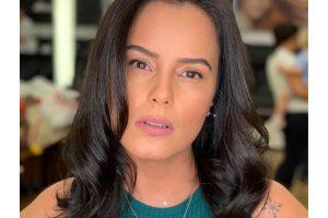 Luciele Di Camargo falou sobre a filha