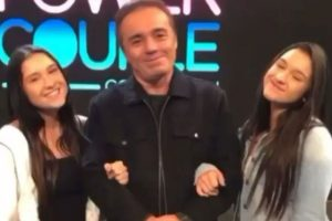 Gugu e as filhas
