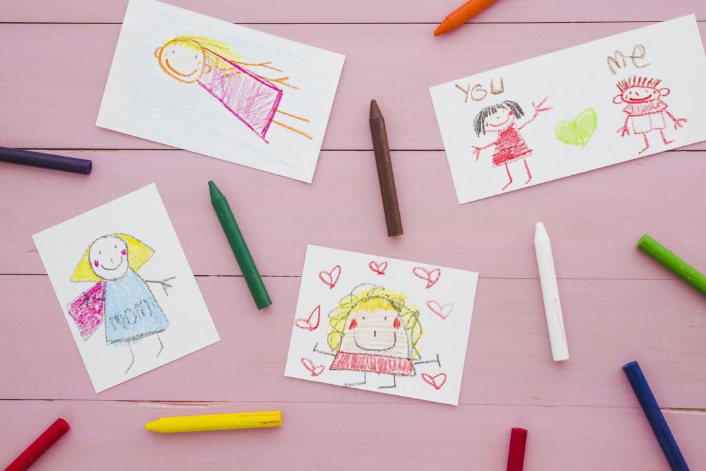 Desenho criança