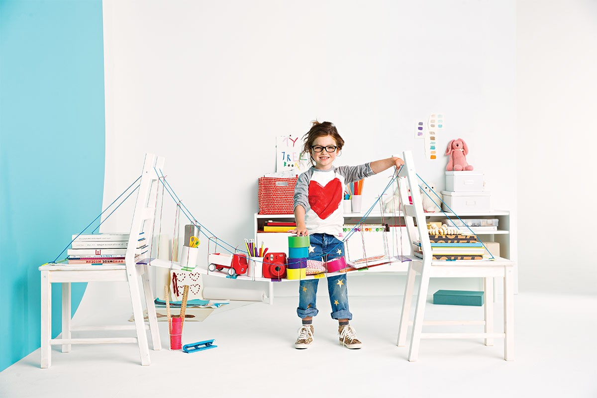 Veja como construir uma ponte de brinquedo para o Dia das Crianças
