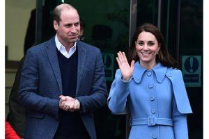 Kate Middleton e príncipe William quebraram uma regra para viajar com a família