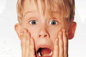 Macaulay Culkin foi a estrela de 'Esqueceram de mim'