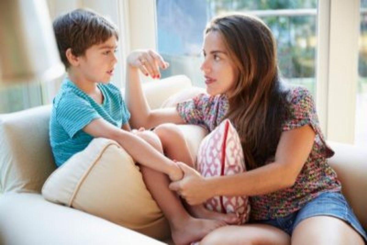 É importante falar sobre o câncer com seu filho