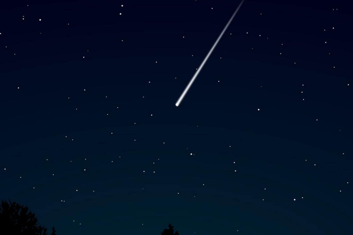 Chuva de meteoros e outros fenômenos no mês de outubro