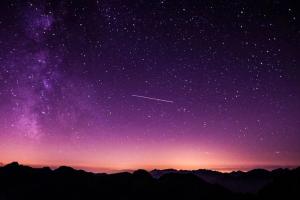 Chuva de estrelas cadentes irá acontecer na quinta-feira, 21 de outubro