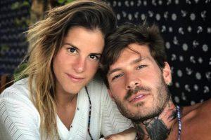 Shantal e Mateus são pais de Domenica e Felippo
