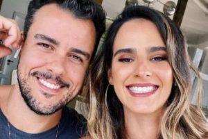 Joaquim Lopes e Marcella Fogaça são pais de Sophia e Pietra