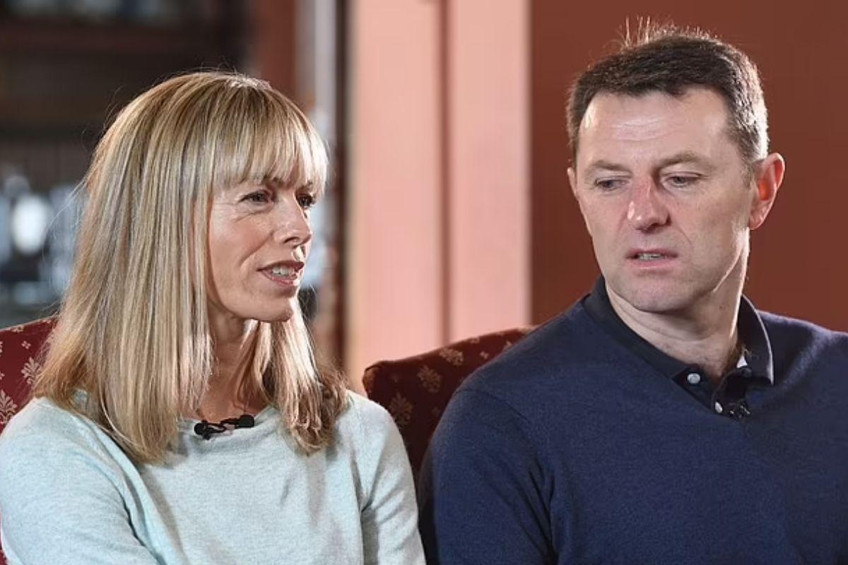 Pais de Madeleine McCann, desaparecida em 2007