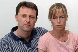 Pais de Madeleine Mccann, desaparecida em Portugal em 2007