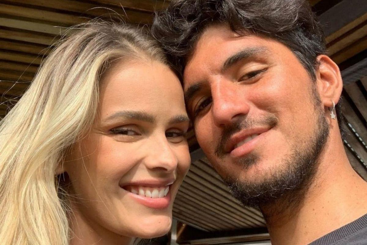 Gabriel Medina é casado com Yasmin Brunet
