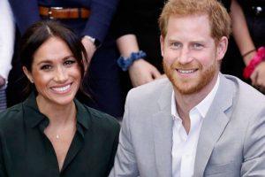 Meghan e Harry são pais de Lilibet e Archie