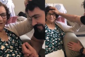 Mãe de Padre Fabio de Melo lutava conta a covid-19