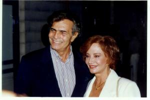 Glória Menezes completou 87 anos