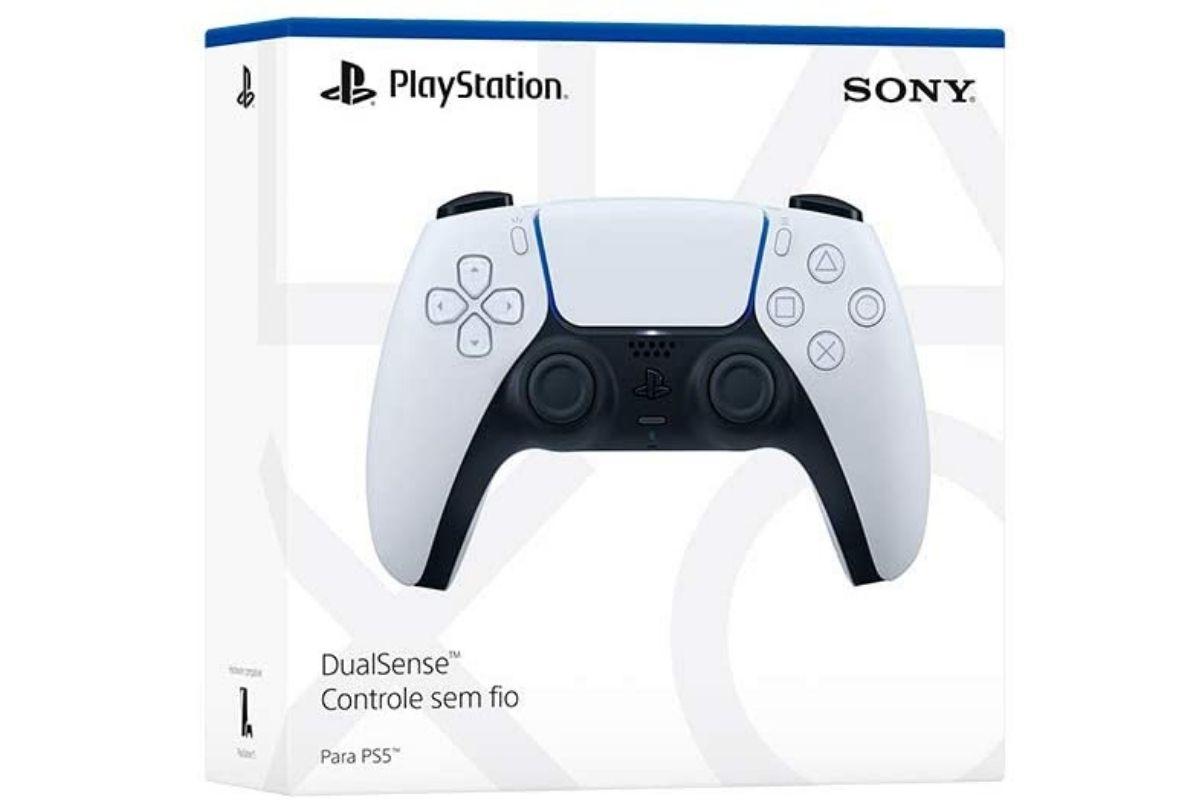 Presente para o Dia das Crianças: Controle DualSense PlayStation