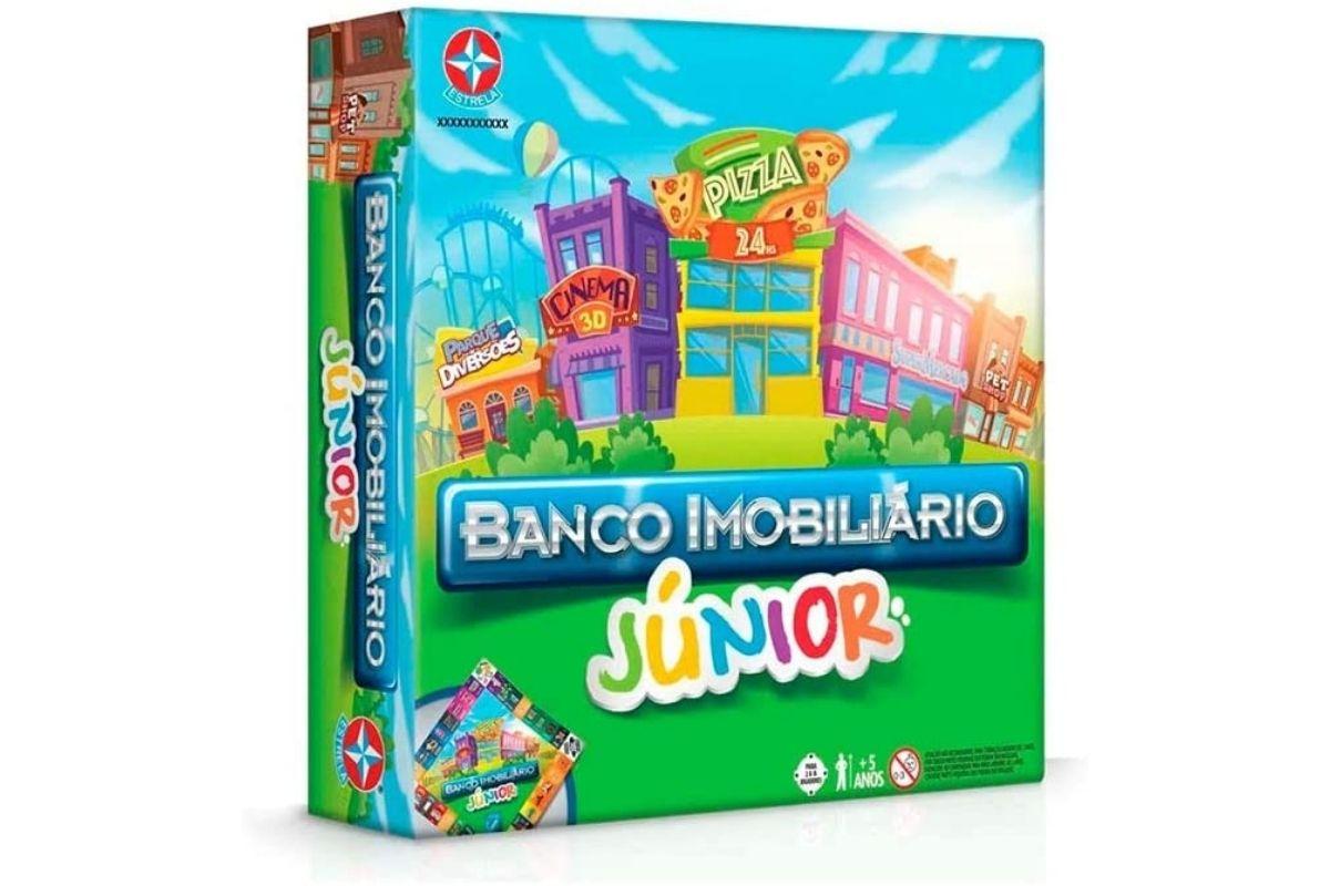 Jogo Banco Imobiliário Jr.