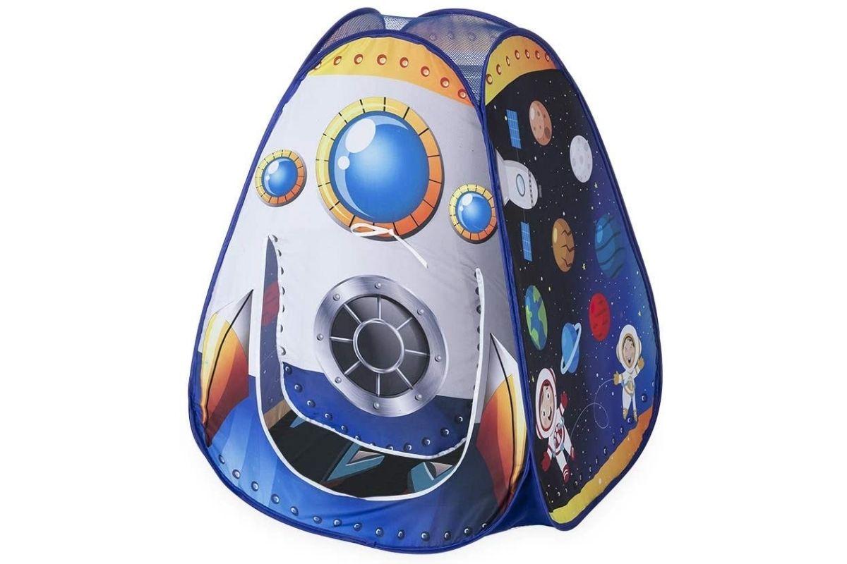 Barraca Infantil Pop up Foguete, Replay Kids