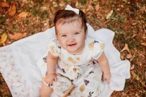 Clara tem apenas 11 meses