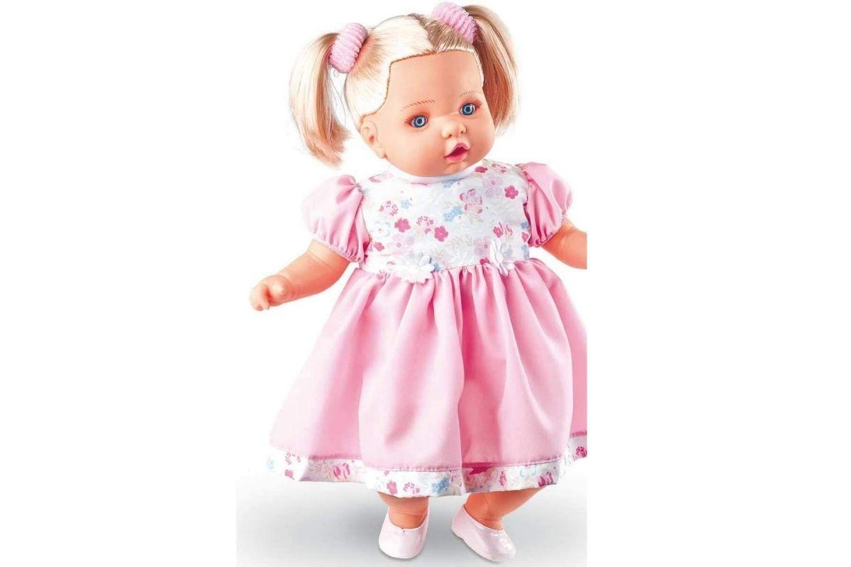 Boneca Angelina que fala 62 Frases