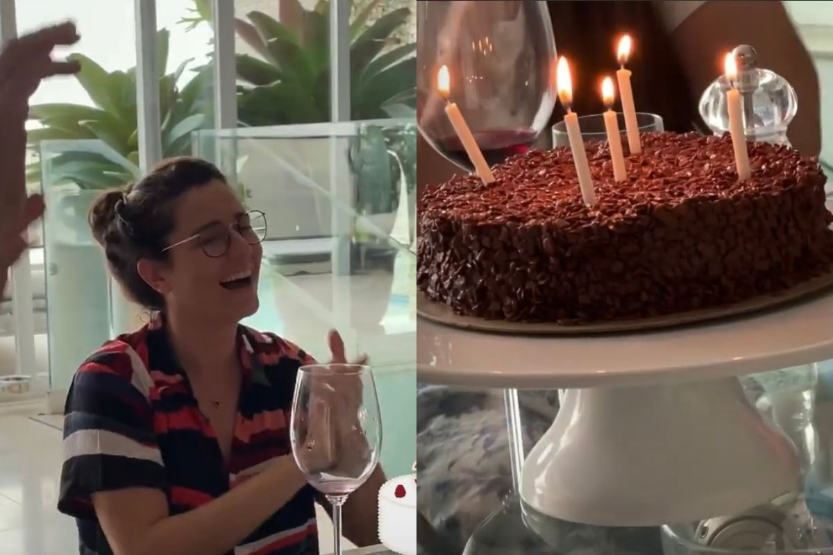 Boninho comemora aniversário da filha Marianna nas redes sociais