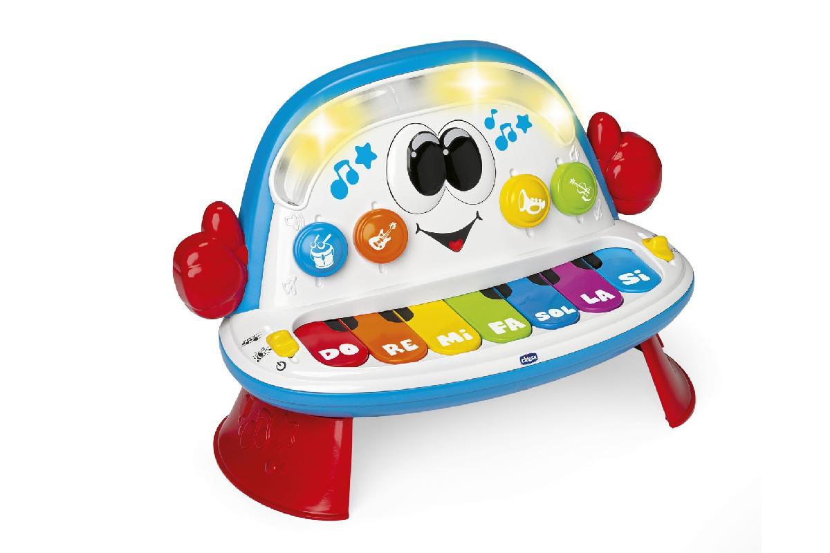 Funky, o Piano Orquestra