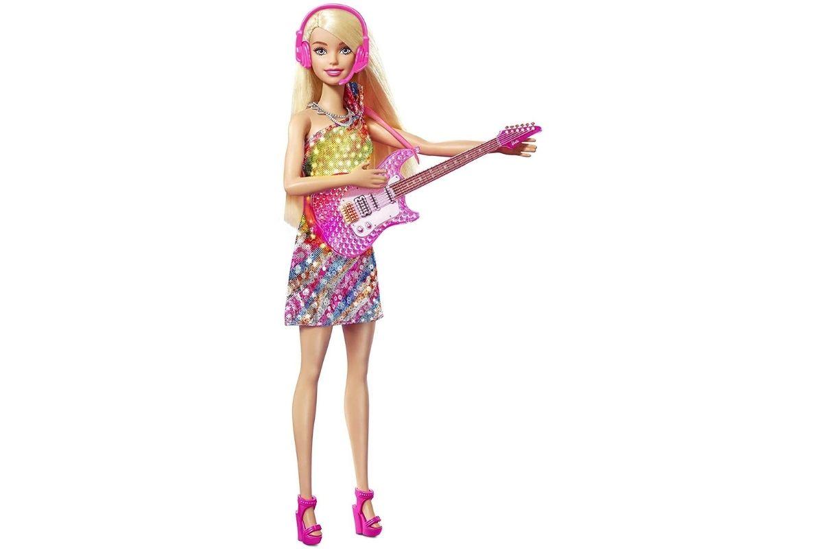 Presente Dia das Crianças: Barbie DHA Cantora Malibu