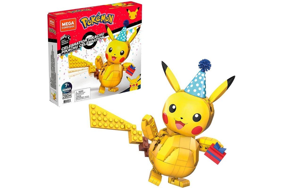 Mega Construx Pokémon Aniversário Pikachu
