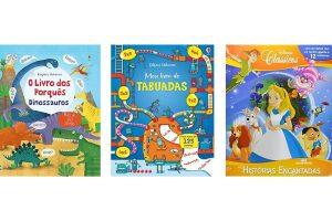 Livros em promoção para o Dia das Crianças