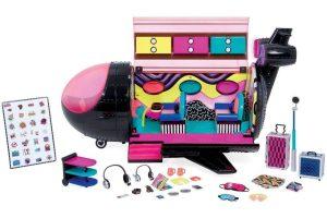 Presente Dia das Crianças: Brinquedo Avião LOL OMG Remix Plane