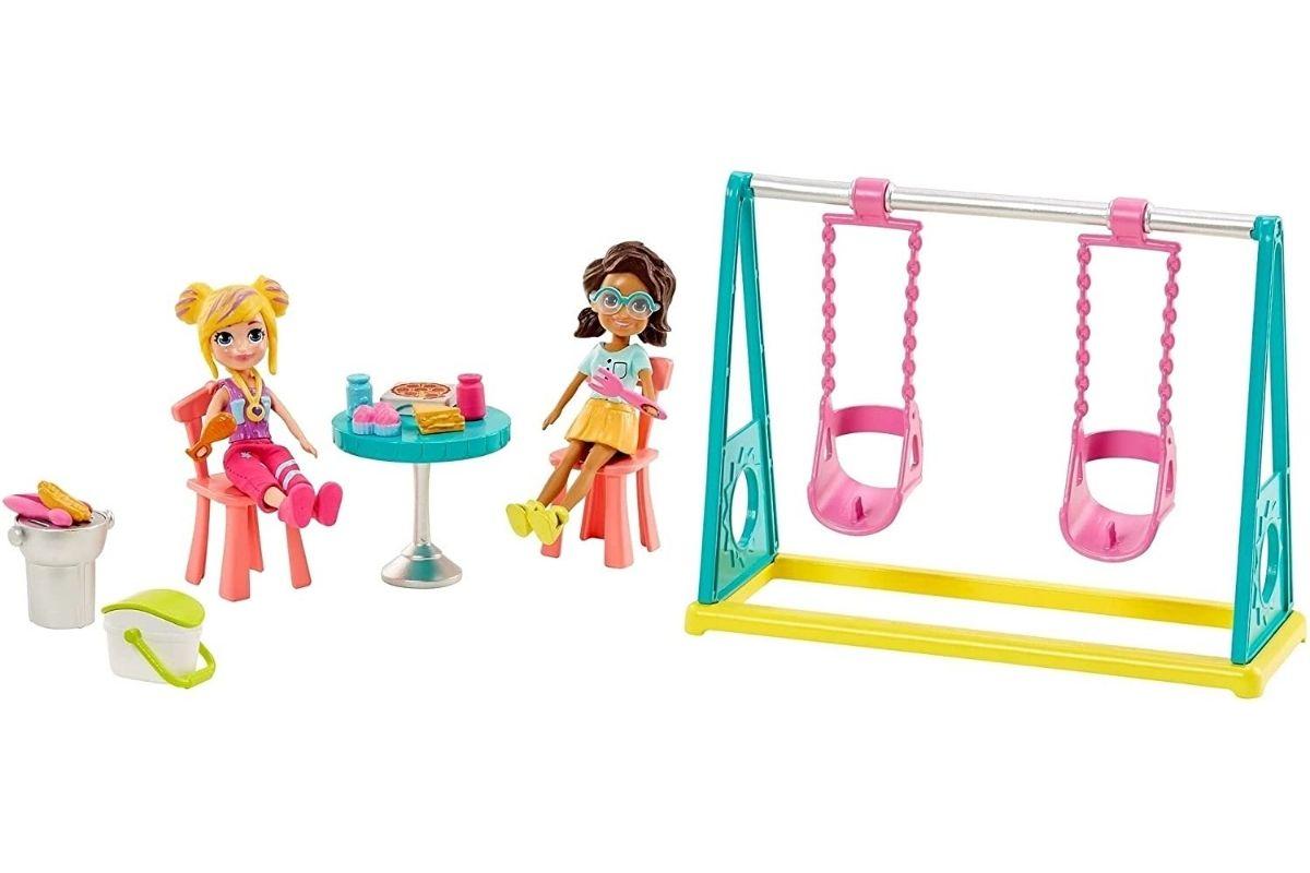 Presente para Dia das Crianças: Polly, Piquenique No Parque - Mattel