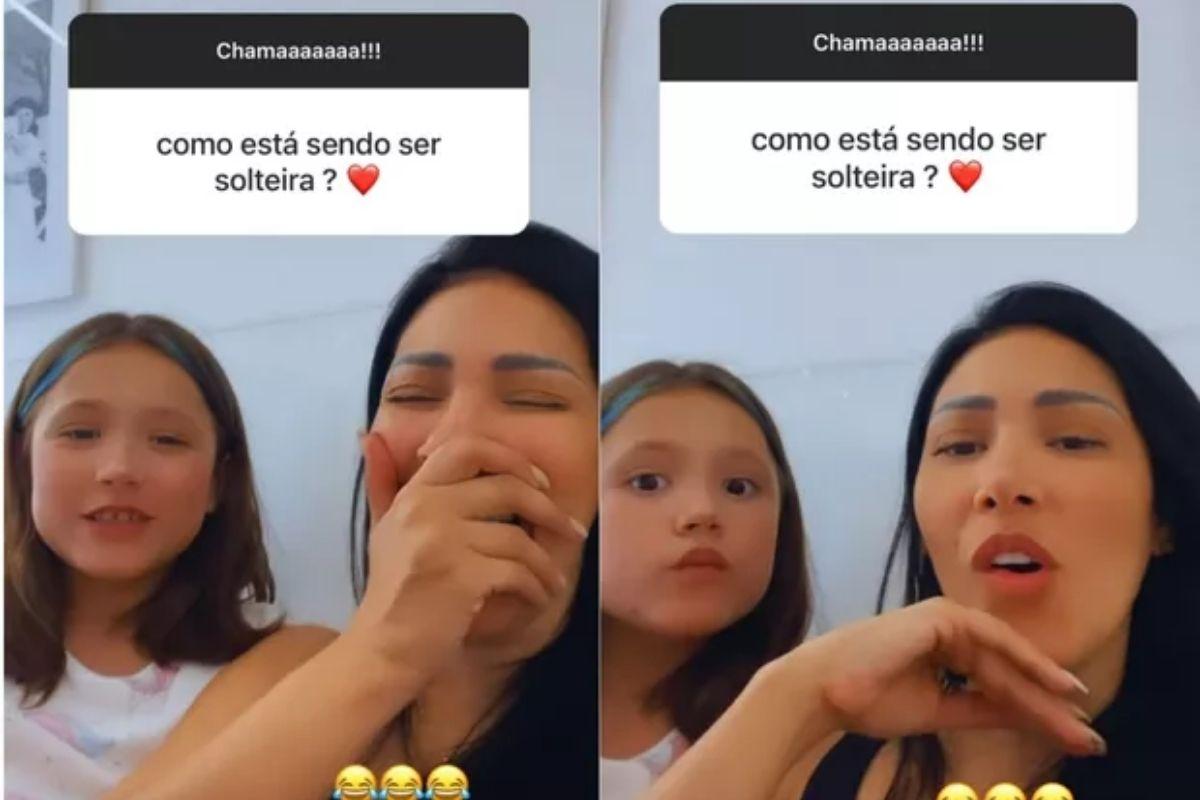 As duas responderam fãs da cantora no Instagram
