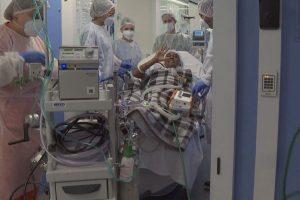 Henrique conseguiu realizar o transplante após 4 meses de espera