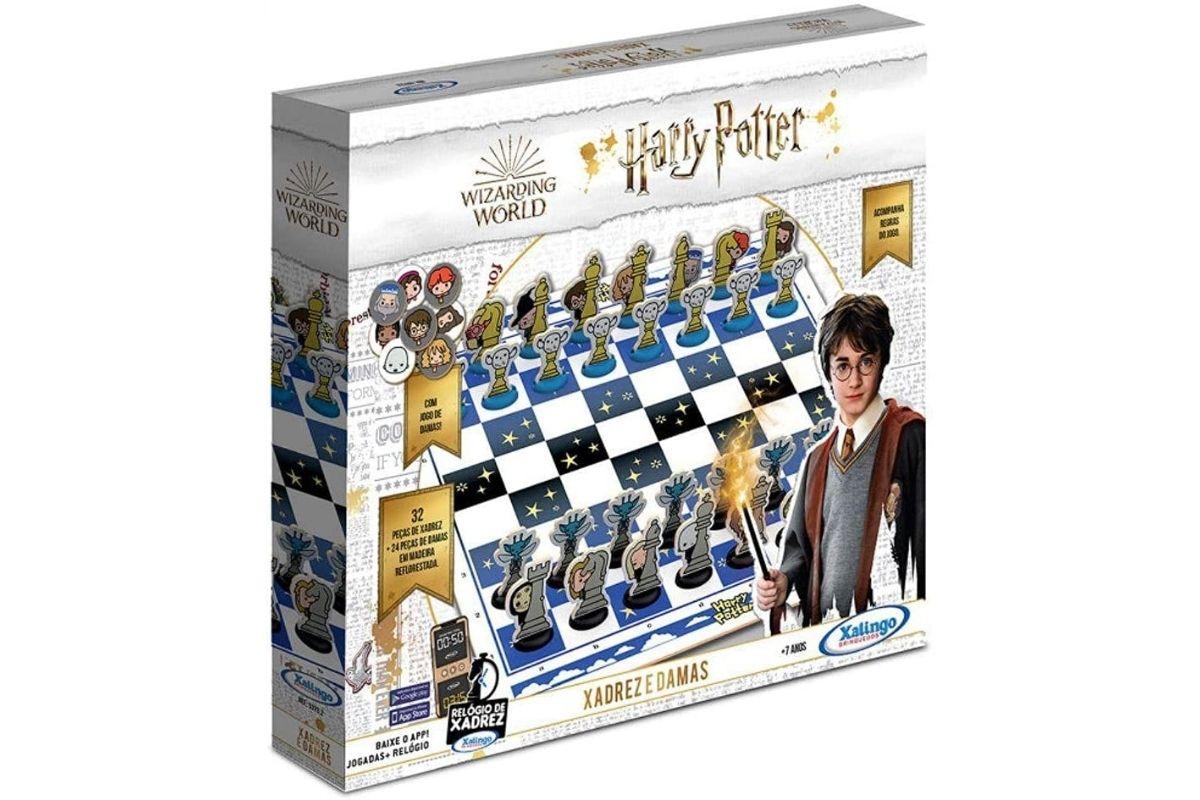 Xadrez Harry Potter