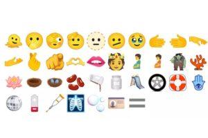 Confira os melhores lançamentos dos emojis!