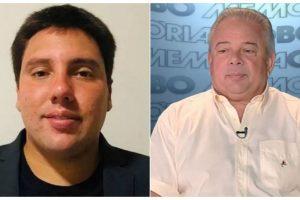 Lucas era neto do jornalista e narrador esportivo Luciano do Valle