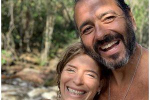Marcos e a esposa, Gabriela